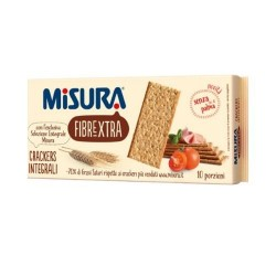 Crackers Fibrextra MISURA crackers integrali 385 g
