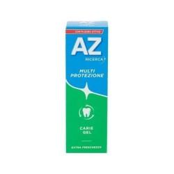AZ Dentifricio con Fluoro Attivo Multi Protezione Carie Gel 75 ml