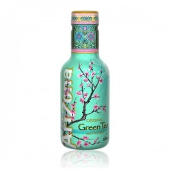 Arizona Green Tea Ginseng & Honey The Verde 500 ml