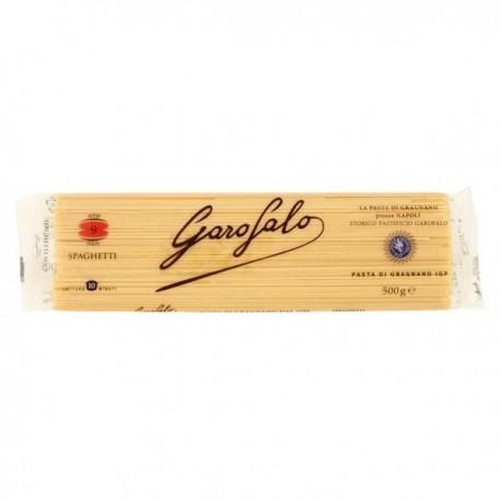 Garofalo Spaghetti N. 9 Pasta Di Gragano semola di grano duro 500 gr