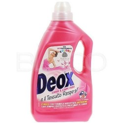 DEOX Detersivi Capi Delicati 1 L