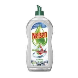 NELSEN Detersivo  Piatti Carbone Attivo 900 ml
