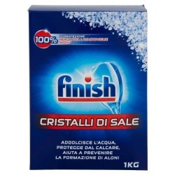 FINISH Cristalli di Sale 1kg