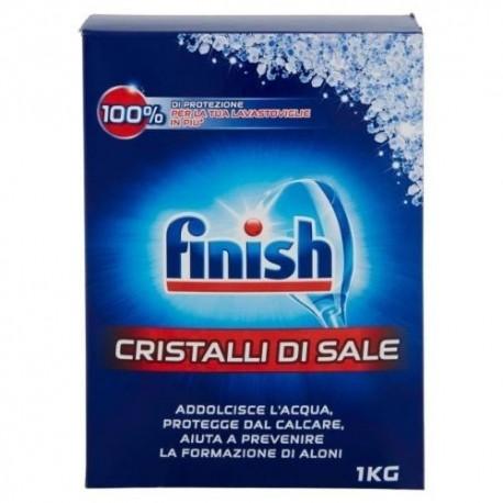FINISH Cristalli di Sale 1kg