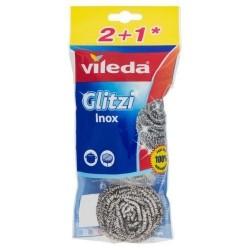VILEDA GLITZI INOX 3 PZ