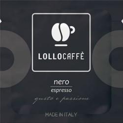 100 cialde Caffè Nero Lollo