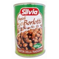 Fagioli Borlotti Silvia 400 gr
