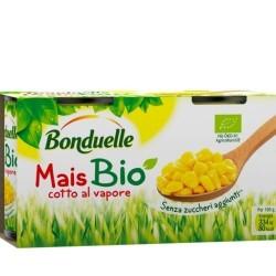 BONDUELLE Mais Bio Cotto al Vapore 2 X 150 G
