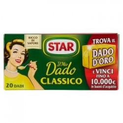 Star il Mio Dado Classico 20 dadi ricco di sapore  200 g