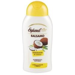 Splend'or Balsamo Addolcente Al Cocco Capelli Lunghi e Ribelli 300 ml