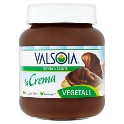La Crema Spalmabile alle Nocciole Valsoia 400 gr