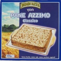 Pane Azzimo Kosher  500gr La Tavola di Zio Elio