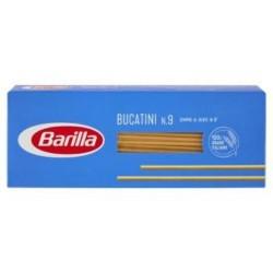 Bucatini n.9 Barilla Pasta di Semola di Grano Duro 500 gr