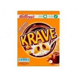 Kellogg's Choco Krave Cioccolato e Nocciole 410 g