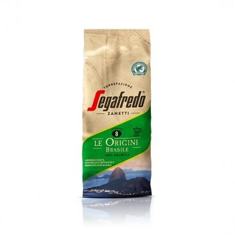 Segafredo Caffè macinato Le Origini Brasile Zanetti 250 gr