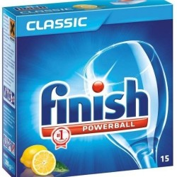 FINISH Powerball Classic Limone 15 pz