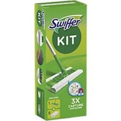SWIFFER Starter Kit + 8 Panni