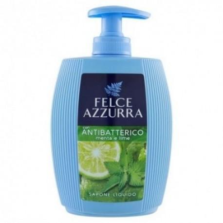 FELCE AZZURRA Sapone Liquido con  Antibatterico Menta e Lime 300 ml