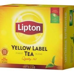 Lipton Yellow Label Intenso 50 filtri