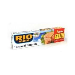 Rio Mare Tonno al naturale 3x80 gr+1 gratis