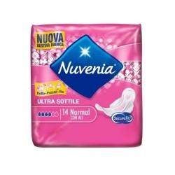 Nuvenia Assorbenti Freschezza&Protezione Normal Ultra Con Ali 14 pz
