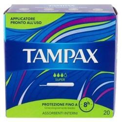 TAMPAX Super assorbenti interni 20 pz