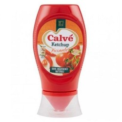 Calvè Ketchup Piccante 250 gr