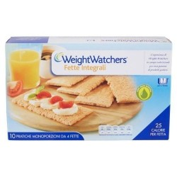 Fette Tostate Integrali  Weight Watchers 250 g