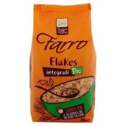 Poggio Del Farro Flakes Integrali 300 gr