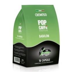 16 Capsule Cremoso Pop Caffe compatibili Bialetti