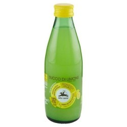 Alce Nero Succo di Limone 250 ml