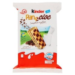 Kinder Panecioc 10 pezzi 290 g