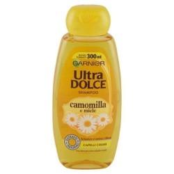 Ultra Dolce Shampoo all'estratto di Camomilla e Miele per Capelli Chiari 300 ml