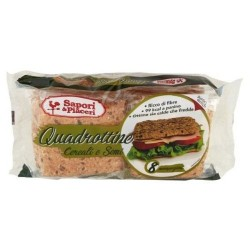 SAPORI & PIACERI Quadrottine Ai Cereali 310 gr