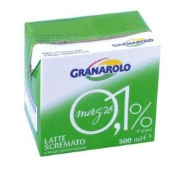 Granarolo Latte UHT Scremato Magro 500 ml