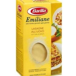 Barilla Lasagne Emiliane Pasta All'Uovo 500 gr