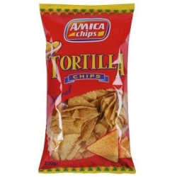 Amica Chips Tortilla Natural 200 gr