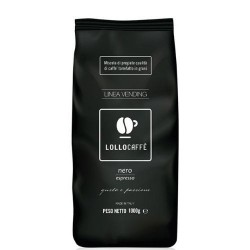 Lollo Caffè In Grani Miscela NERA 1 kg