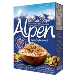 Alpen Muesli senza zuccheri aggiunti 560 gr