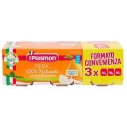 Plasmon Pera Omogenizzata 3 X 80 gr
