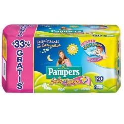 Pampers Sole & Luna x120