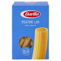 Rigatoni n. 89 Barilla  500 g pasta di semola di grano duro